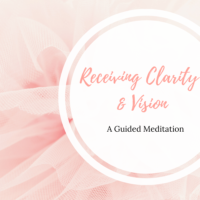 receiving clarity meditatio
